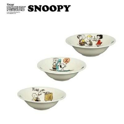[텐바이텐] 스누피 16 볼 일본 수입 그릇 접시 SN850 3design